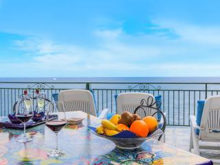Tramonto: Amalfi Coast superior villa in Praiano - Praiano vacation rentals