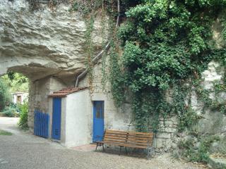 Gîte troglodyte en Val de Loire pour 8 personnes - Le Puy-Notre-Dame vacation rentals
