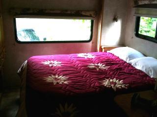 Reach Beyond Rainforest Retreat:  30 ft RV Caravan - Oahu vacation rentals