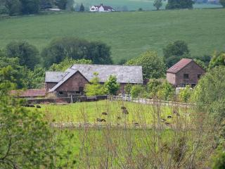 Great Barn (south wing), Trebandy Farm, Marstow, - Herefordshire vacation rentals