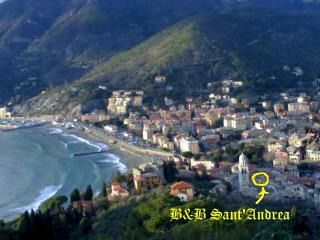 B&B Sant'Andrea camera Veliero - Levanto vacation rentals