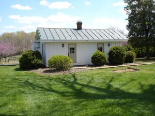 Servants' Cottage on Huge Horse/Cattle Farm - Charlottesville vacation rentals