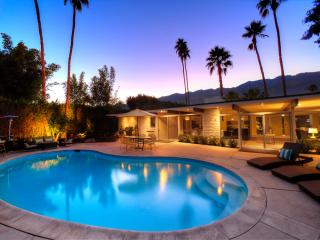 The Wexler House - Authentic Midcentury Estate - Palm Springs vacation rentals