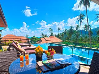 Samui Sunrise Seaview Villa - 2 Bedroom - Chaweng vacation rentals