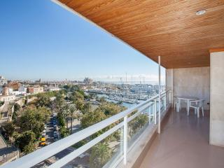 TERRACE SEA VIEW & POOL - Palma de Mallorca vacation rentals