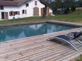 Idyllic country house with pool - Orthevielle vacation rentals