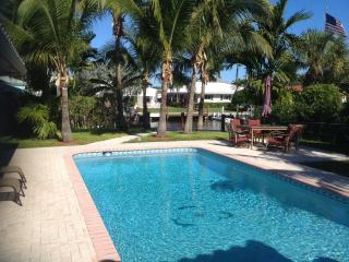Tropical Paradise Heated Pool,dock,Near beacChabad - Fort Lauderdale vacation rentals