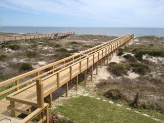 Sand Dollar Villas-Oceanfront Condo - Fernandina Beach vacation rentals