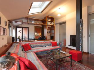 breathtaking view penthouse - Milan vacation rentals