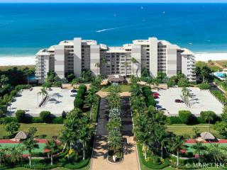 SOMERSET 812 - Weekly Beachfront Vacations Permitted!!  New for 2015 !! - Marco Island vacation rentals