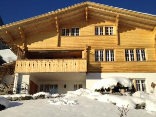 Chalet Betula, a charming alpine retreat. - Zweisimmen vacation rentals