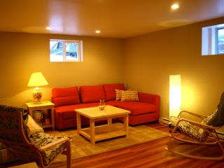 Moment Guesthouse: In Town, Bright & Cozy! - Revelstoke vacation rentals