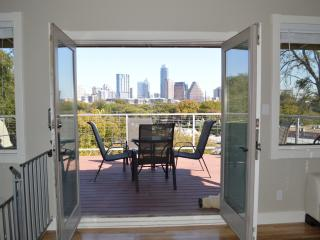 Perfect Guest house with Deck and Internet Access - Austin vacation rentals