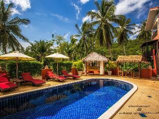 Ferienappartement 1 mit Küche und Terrase  Urlaub bei den Auswanderern von VOX - Lamai Beach vacation rentals