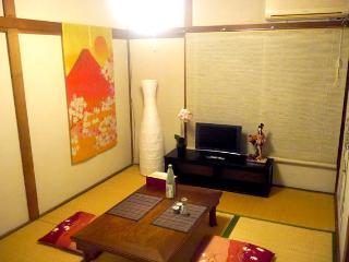 Ryokan style flat in Shinjuku (Japanese inn) - Tokyo vacation rentals