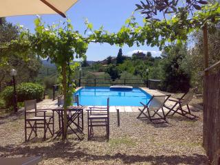 Tuscan villa in 1000 year old church - Murlo vacation rentals