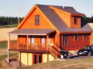 Conesus Log Home by Seneca Lake at Cobtree - Geneva vacation rentals