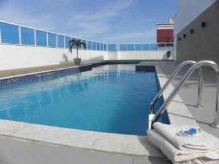 Luxury 3 Bedroom Apartment - Best & Safest Area - Pool, Sauna, BBQ, Playground - Vila Velha vacation rentals