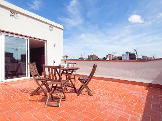Fantastic Penthouse w/roof terrace next to city ce - Barcelona vacation rentals