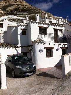 Charming Province of Granada Cave house rental with Internet Access - Province of Granada vacation rentals