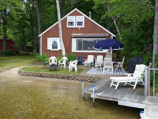 Charming Cottage with Internet Access and Outdoor Dining Area - Gray vacation rentals