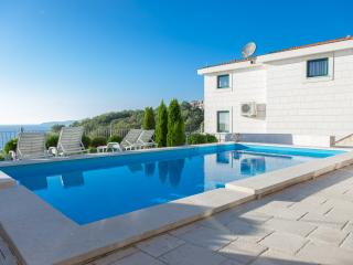 Lux villa with swimming pool - Rezevici vacation rentals