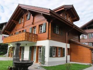 Adorable 5 bedroom Interlaken Apartment with Outdoor Dining Area - Interlaken vacation rentals