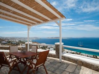 La Maison Blanche II - Ultimate View and Privacy - Mykonos vacation rentals