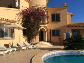 3 bedroom Villa with Internet Access in Moraira - Moraira vacation rentals