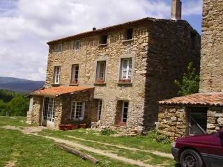 La Gigude Farm holiday in the South of France - Soulatge vacation rentals