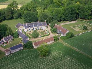 Le Logis de La Cornillière  near Tours - Tours vacation rentals