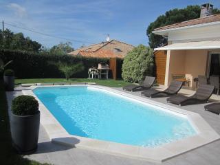 villa proche hossegor piscine privée chauffee - Hossegor vacation rentals