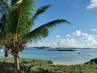 Beachfront Paradise Palm Villa -Palm Bay Amenities - Great Exuma vacation rentals