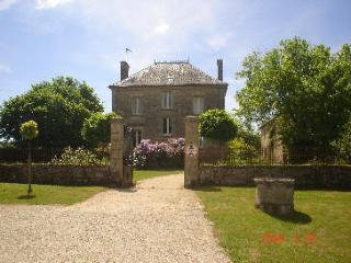 Clamensac Manor House & Barn, correze, Limousin - Saint-Julien-aux-Bois vacation rentals