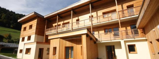 Morzine Brand new 2 bed apartment ski in/ski out - Morzine-Avoriaz vacation rentals