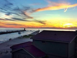 Spectacular Lakefront Living at The Lighthouse North Beach - Southwest Michigan vacation rentals