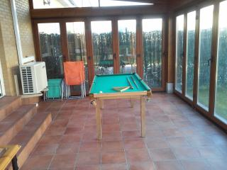 Nice 3 bedroom Chalet in Pamplona with Deck - Pamplona vacation rentals