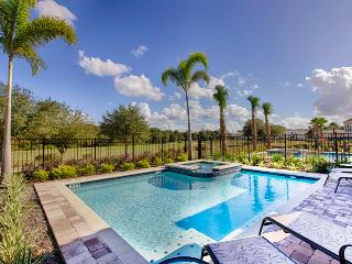 Fantastic 5 Bed 5 Bath Reunion Pool Home 761-REUN - Davenport vacation rentals
