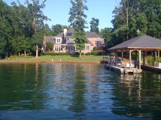 Beautiful Lakefront Estate - North Carolina Piedmont vacation rentals