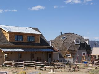Dome House at Hecht Creek Ranch - Laramie vacation rentals