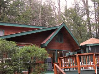Adirondack Lakefront Home - The Mooney Lake House - Chestertown vacation rentals