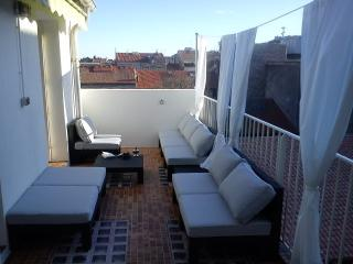 Appt-terrasse sud-ouest, 140 m², coeur de Sète - Sete vacation rentals