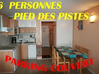 Nice Condo with Elevator Access and Garage - La Mongie vacation rentals