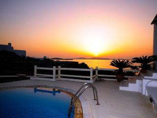 Villa Valentine amazing Sea and Sunset views - Agios Ioannis vacation rentals