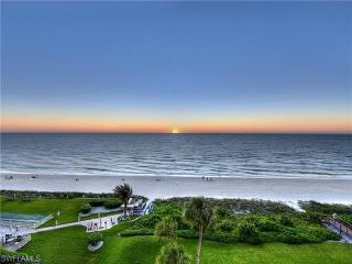Naples - Vanderbilt Beach / Top Floor Beach Front - Naples vacation rentals