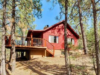 Hidden Acres Cabin in the White Mountains! - Show Low vacation rentals