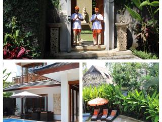 Luxury 3 Bedroom Villa - Sinta Villa Seminyak Bali - Seminyak vacation rentals