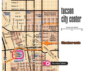Downtown Historic Adobe - Tucson vacation rentals