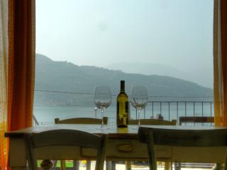 Lake Iseo , beautiful view - Sale Marasino vacation rentals