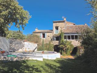 Grand mas haut standing dans petit village, Anduze - Pompignan vacation rentals